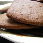 February 27, 2010: Merlot Grapeseed Flour Graham Crackers