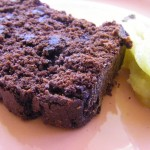 December 22, 2010: Dark Chocolate Loaf