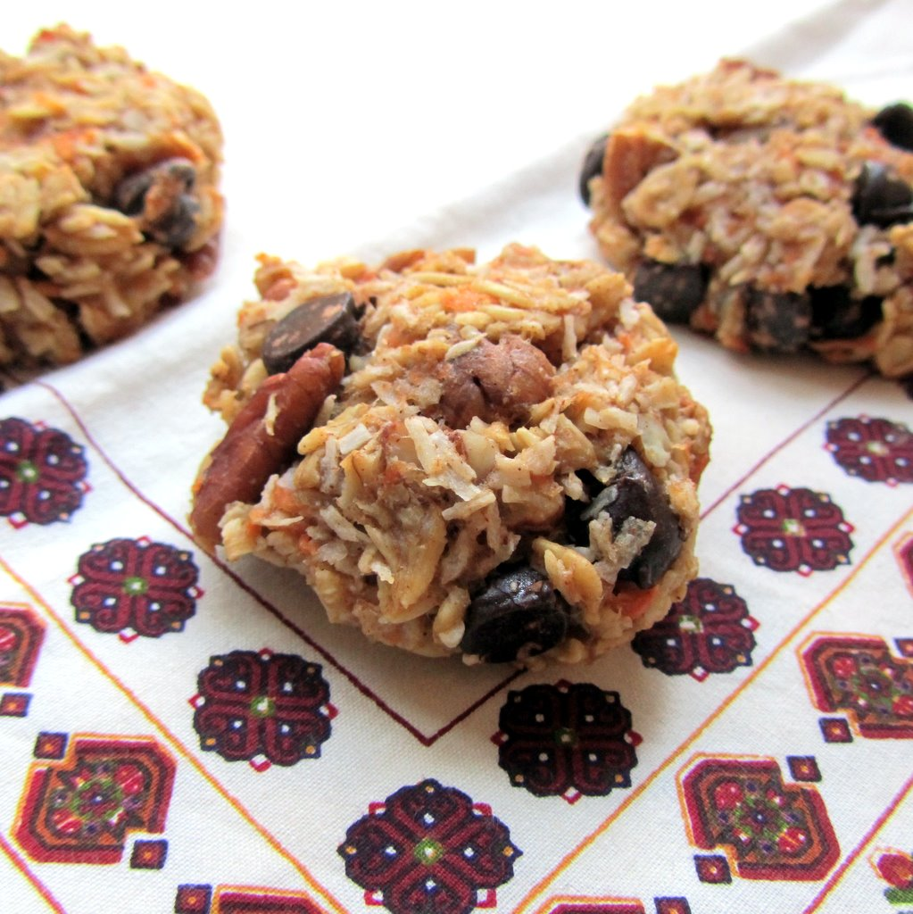 Vegan Healthy Breakfast Cookies