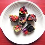 Spouted Quinoa Maki Rolls & How to sprout Quinoa