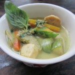 Thai Green Curry + Episode #9