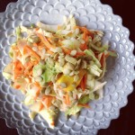 Catskill Animal Sanctuary + 5 Ingredient Tropical Fennel Carrot Salad