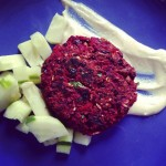 Beet Burgers + 5 Tips for Reaching your Health Goals {Free Call}