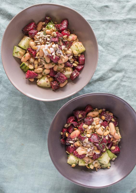 Summer Soba Salad