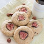 Fig Tahini Cookies