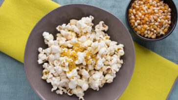 Perfect Popcorn Nutritional Yeast