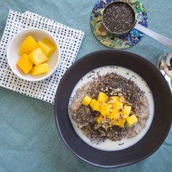 Best Breakfast: Quinoa Porridge {VIDEO}