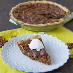 Vegan Pecan Pie for Dr.King  {VIDEO}