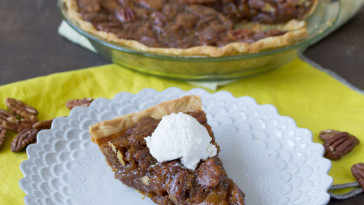 Vegan Pecan Pie for Dr.King  {VIDEO}
