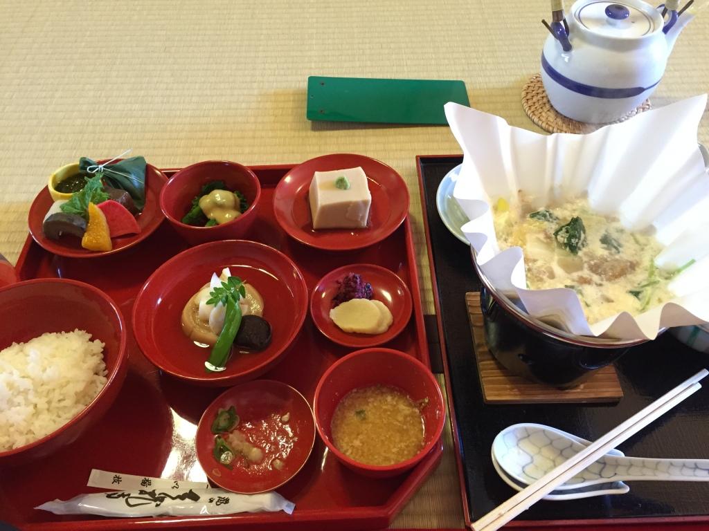 Shigetsu Shojin Ryori Tenryu-ji Kyoto Arashiyama