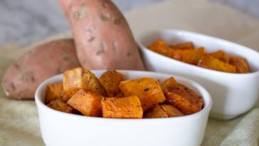 Best Roasted Sweet Potatoes