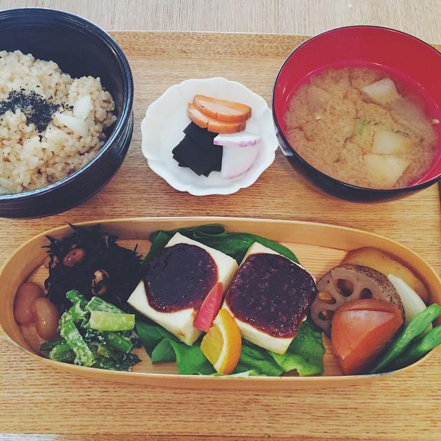 Tokyo Brown Rice Cafe