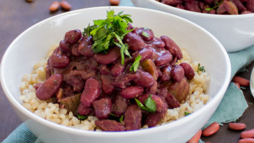 Red Beans and Rice New Orleans Style