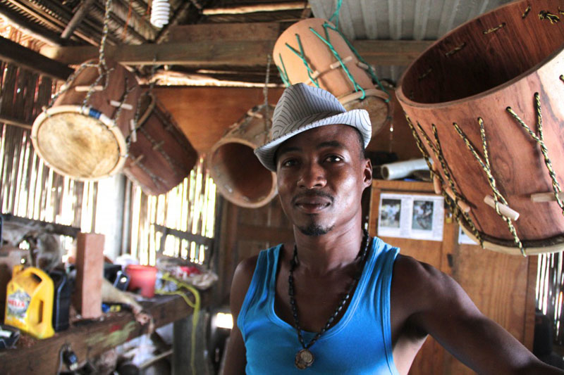 Garifuna Man