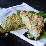 "Vegan Chickpea ""Tuna"" Salad {VIDEO}"