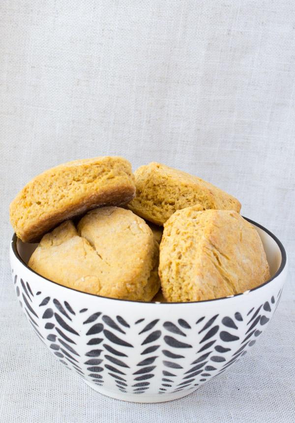 Vegan Sweet Potato Biscuits   www.sweetpotatosoul.com