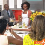"My TV Debut on the Today Show {VIDEO} + Vegan ""Crab"" Cake Recipe"