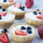 Raw No-Bake Coconut Cupcakes with ZICO Coconut Water {VIDEO}