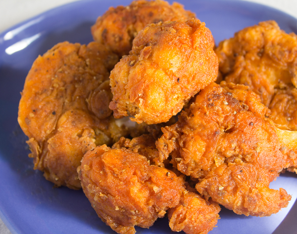 Spicy fried cauliflower chicken vegan soul food sunday recipe vegan fried cauliflower chicken sweetpotatosoul forumfinder Choice Image