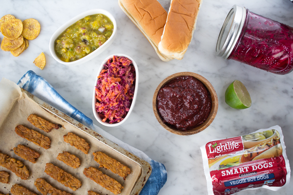 Vegan hot dog toppings 5 colorful and tasty recipes and video instead of feeding your loved ones children and friends processed meat and red meat theres a simple solution use vegan alternatives forumfinder Gallery
