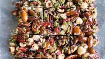 Easy Vegan Travel Snacks   Video + 3 Recipes