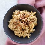 Nut-Free Vegan Mac and Cheese {VIDEO} | Easy Vegan Soul Food Series