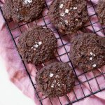 Double Chocolate Black Bean Cookies