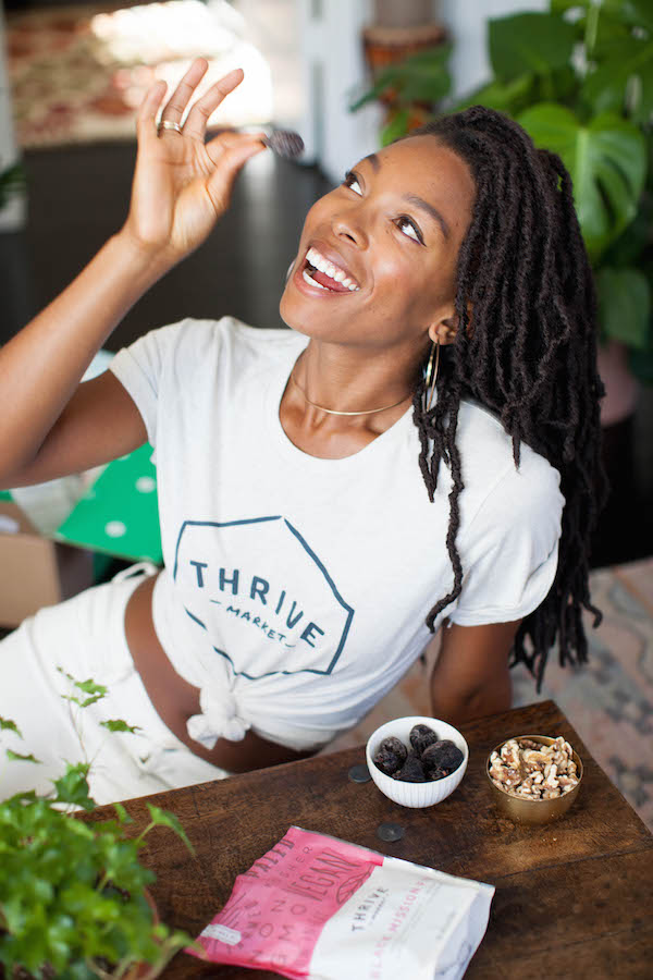 Vegan Pantry Staples & Kitchen Tour Jenné Claiborne @sweetpotatosoul