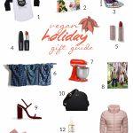 Vegan Holiday Gift Guide 2017
