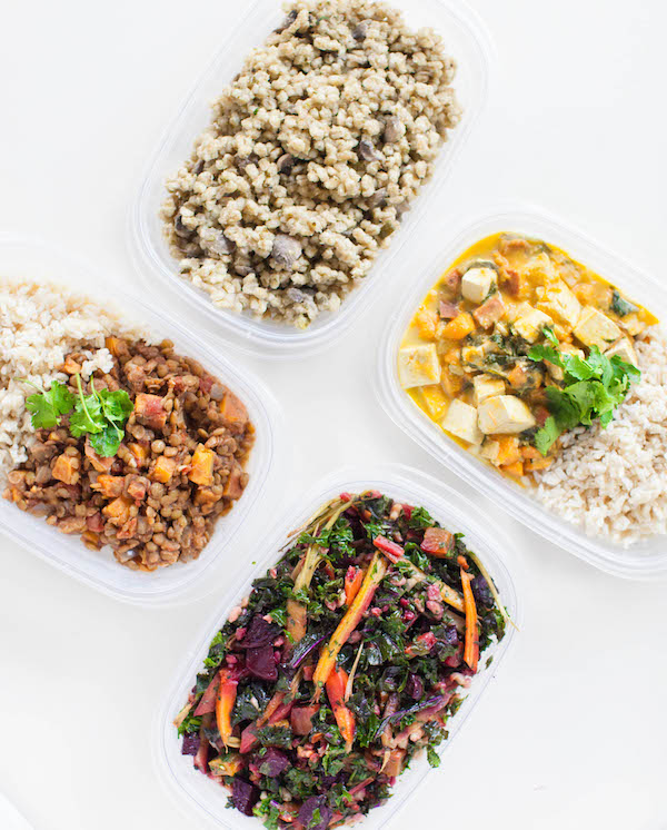 Cheap Vegan Meal Plan | @sweetpotatosoul