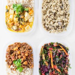 Cheap Vegan Meal Plan on $30 a Week + Tips for Budgeting