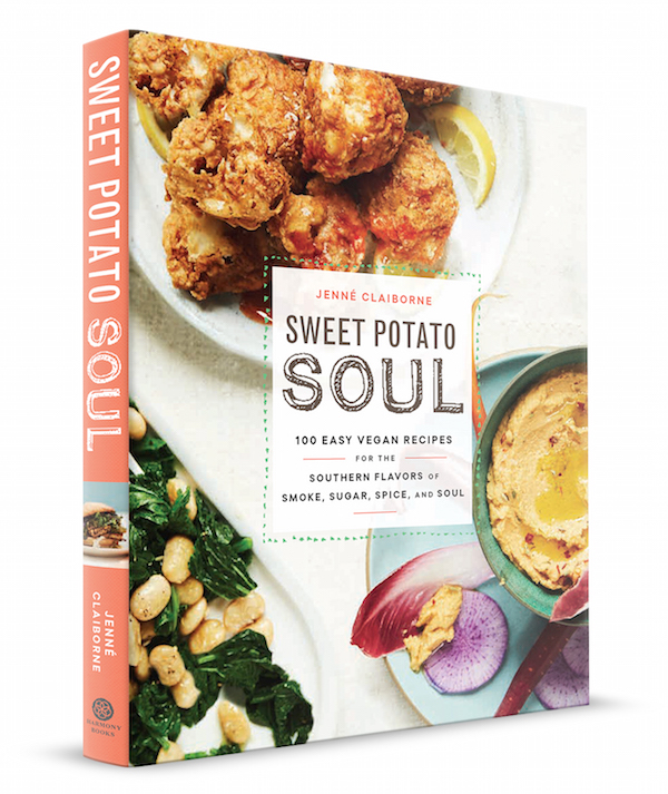 Sweet Potato Soul Cookbook by Jenné Claiborne