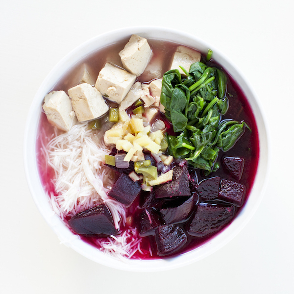 Vegan Meal Plan Buddha Bowl Ginger Miso Bowl | @sweetpotatosoul