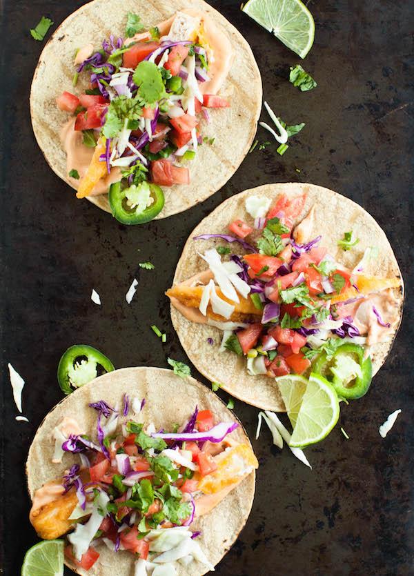 Gardein Fish Tacos | Vegan Recipes for Meat Lovers | @sweetpotatosoul