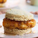 Hella Southern Vegan Hot Chicken Biscuits