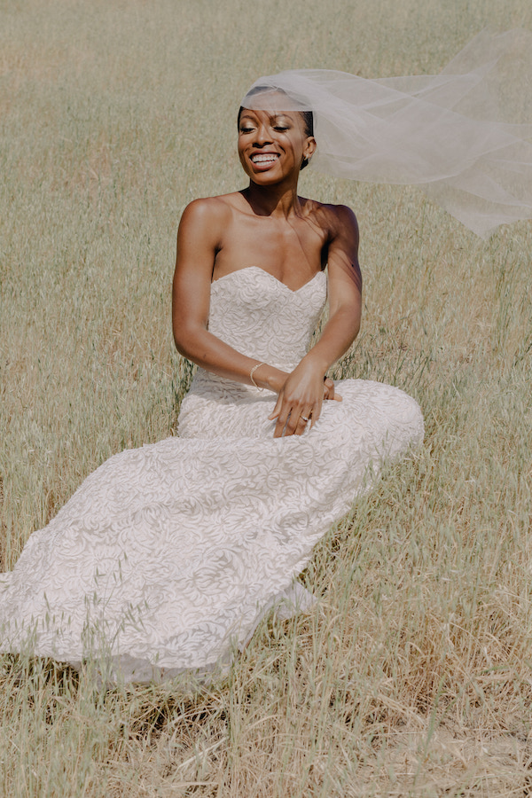 Perfect Vegan Wedding Dress Jenné Claiborne