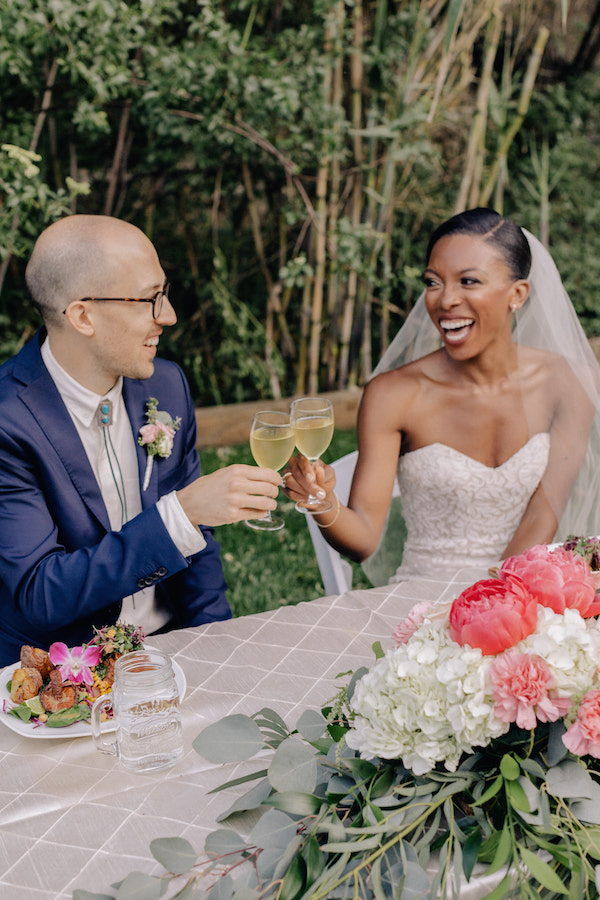 Perfect Vegan Wedding Jenné Claiborne Maxx Loup