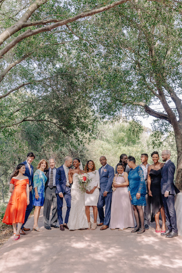 Perfect Vegan Wedding Jenné Claiborne & Maxx Loup