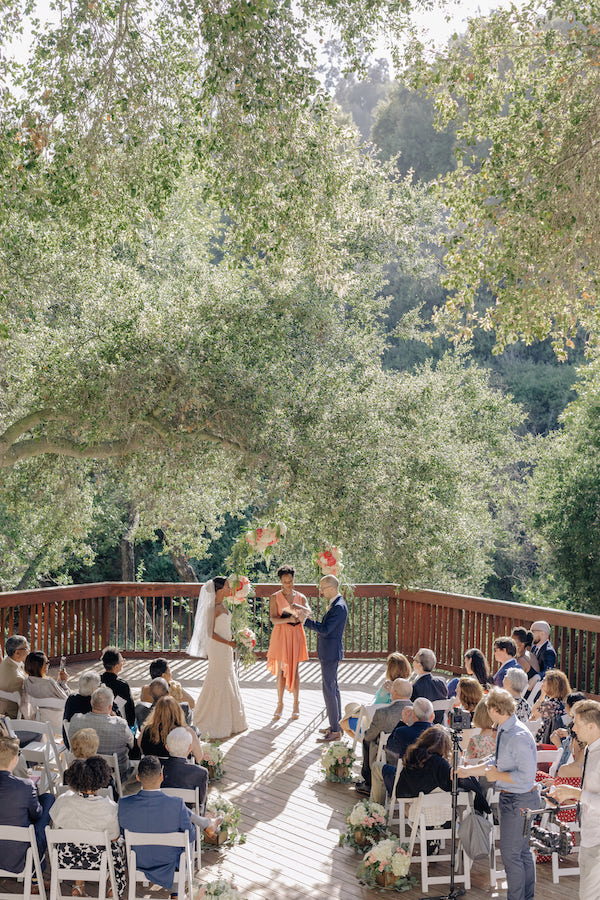 Perfect Vegan Wedding The 1909 Topanga Venue Jenné Claiborne Maxx Loup