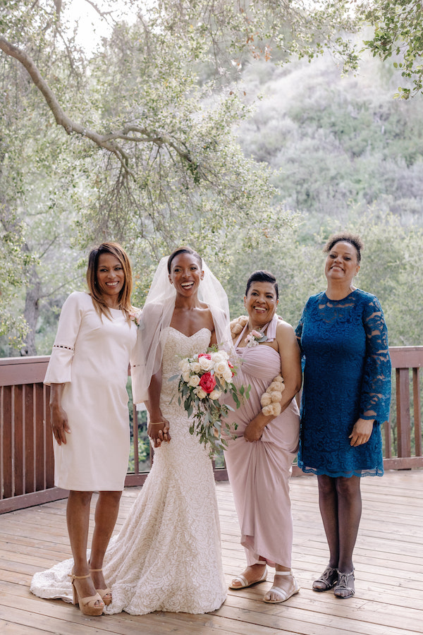 Jenné Claiborne Family | Vegan Wedding Dress Sweet Potato Soul