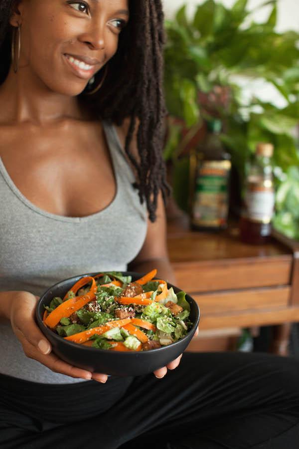 How to make salad amazing | Jenné Claiborne