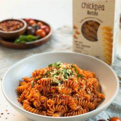 Spicy Pasta Arrabbiata