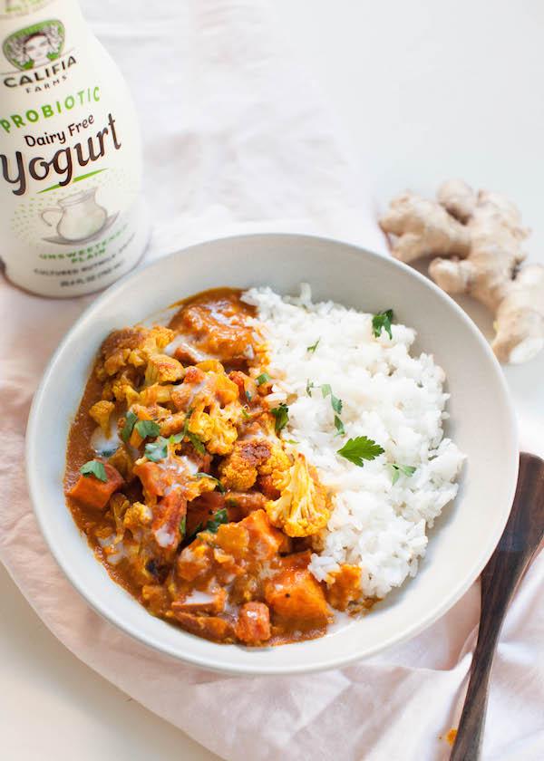 Tempeh Tikka Masala | Easy Instant Pot Recipes | @sweetpotatosoul