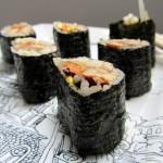 Vegan Sushi Video