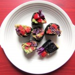 Spouted Quinoa Maki Rolls & How to sprout Quinoa