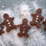 Raw Ginger Bread Cookies