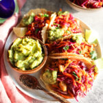 Marinated Tempeh Tacos