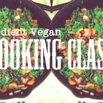 Vegan Pizza | Free 5 Ingredient Vegan Cooking Class!