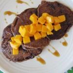 Gluten-free & Vegan Teff Pancakes