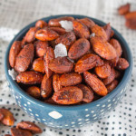 Harissa Roasted Almonds + Giveaway